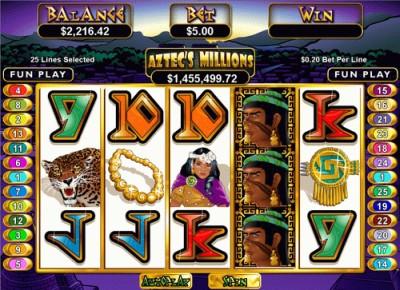 aztec spirit slot machine