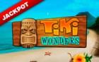 Jackpot progressif Tiki Wonders